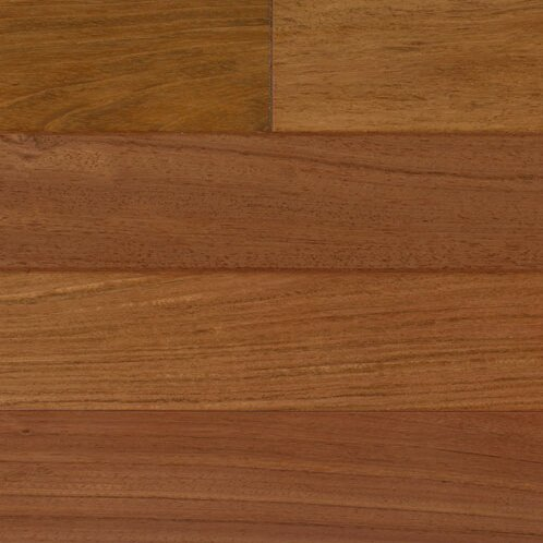 5-1/2 Solid Brazilian Chestnut Hardwood Flooring in Brown by IndusParquet