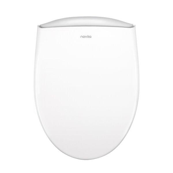 Novita Elongated Cleaning Toilet Seat by Kohler