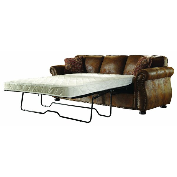 Acadia Sofa Bed Sleeper by Loon Peak