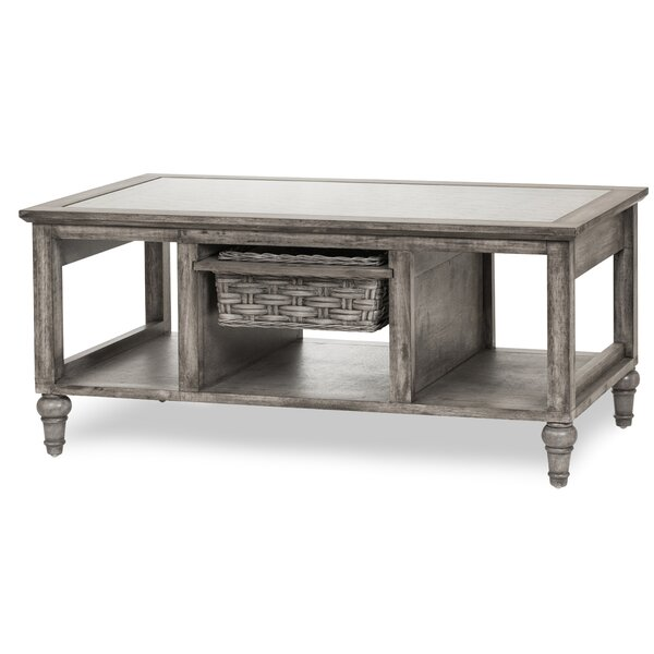 Eversole Coffee Table With Storage By Bay Isle Home