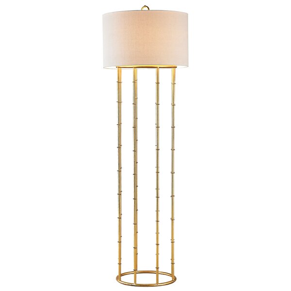 Palanga 63 Floor Lamp by Bay Isle Home