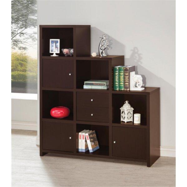 Ribeiro Step Bookcase by Brayden Studio