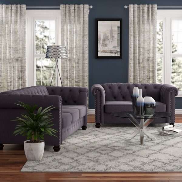 Sweetbriar 2 Piece Living Room Set by Alcott Hill