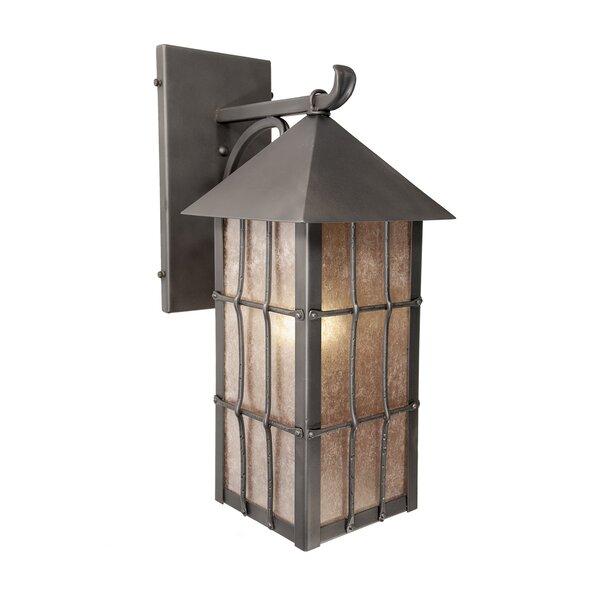 Bax Outdoor Wall Lantern by Loon Peak