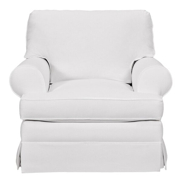 Hailey Swivel Glider by Wayfair Custom Upholstery™