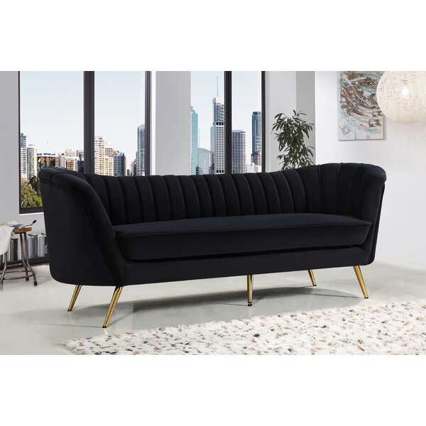 Modern Koger Sofa by Everly Quinn by Everly Quinn