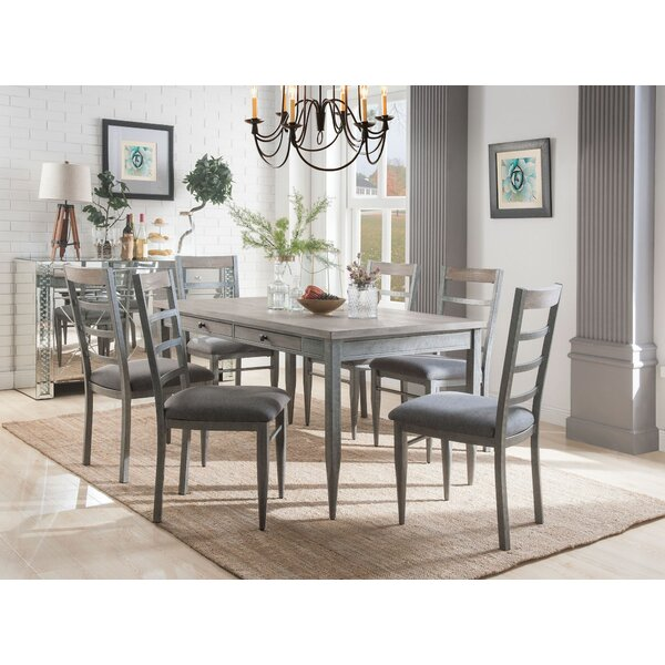 Circe 7 Pieces Dining Set by One Allium Way