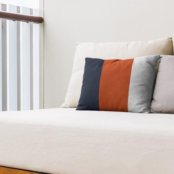 Chicago Football Indoor/Outdoor Lumbar Pillow