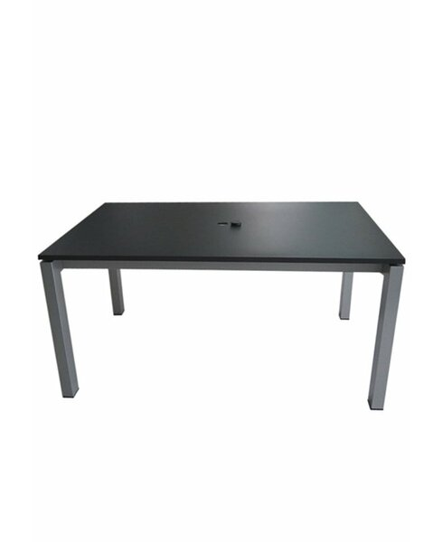 Valora Cast Aluminum Dining Table by Tropitone