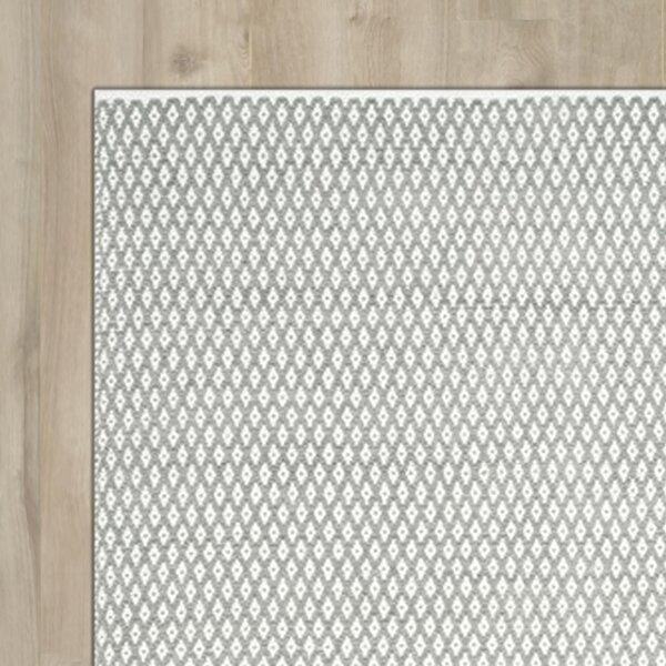 Redbrook Gray Area Rug by Wrought Studio