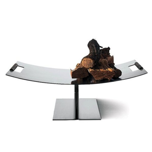 Peter Maly Log Stand by Conmoto