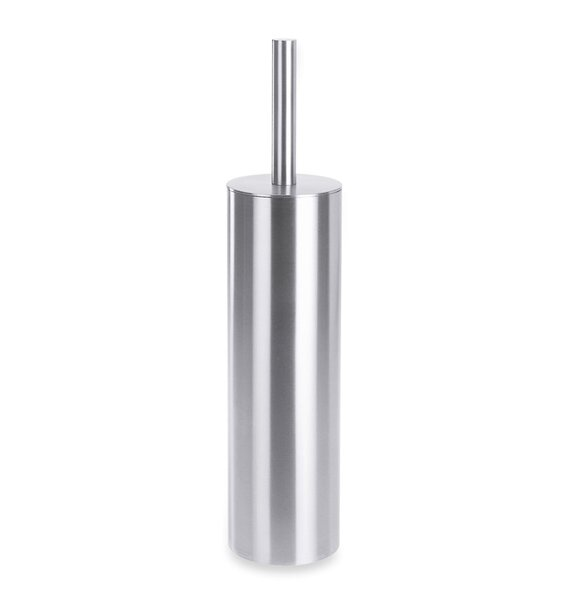 Tubo Free Standing Toilet Brush and Holder by ZACKTubo Free Standing Toilet Brush and Holder by ZACK
