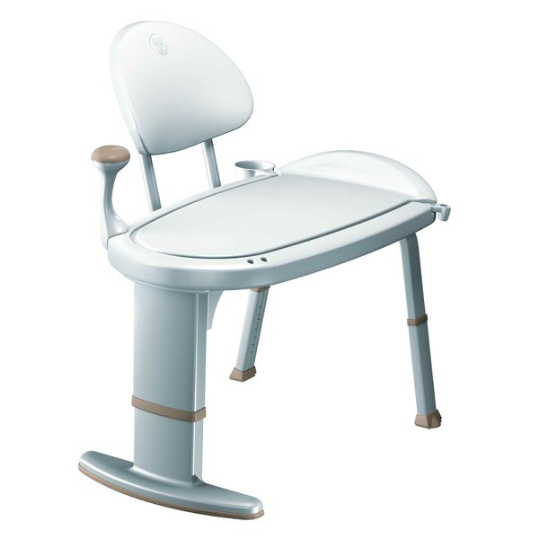 Premium Transfer Bench by Home Care by Moen