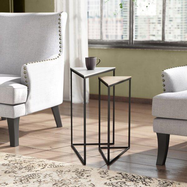 Cavour 2 Piece Nesting Tables By Trent Austin Design