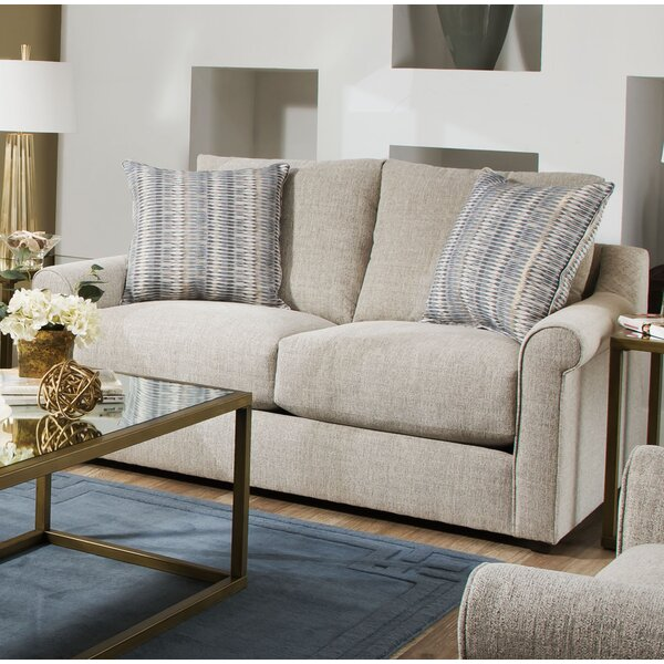 Oz Loveseat by Alcott Hill