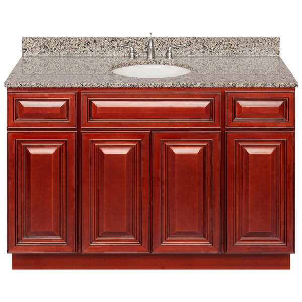 Lechlade 48 Single Bathroom Vanity Set by Charlton Home