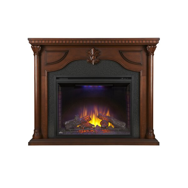 Aden Electric Fireplace by Napoleon