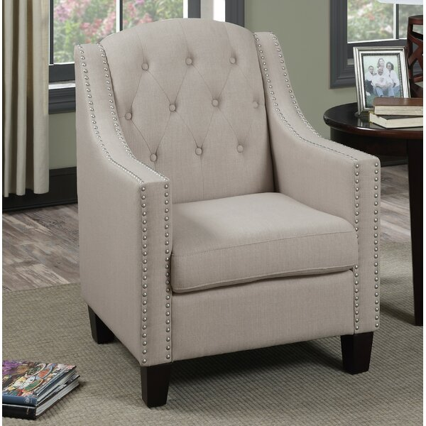 Idabel Wingback Chair by House of Hampton