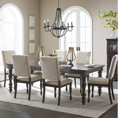 Yarger 7 Piece Extendable Dining Set