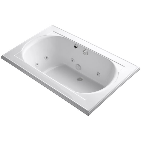 Memoirs 66 x 42 Whirlpool Bathtub by Kohler