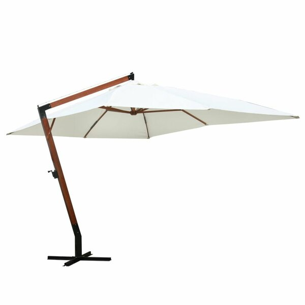 Adreann Cantilever Umbrella by Latitude Run