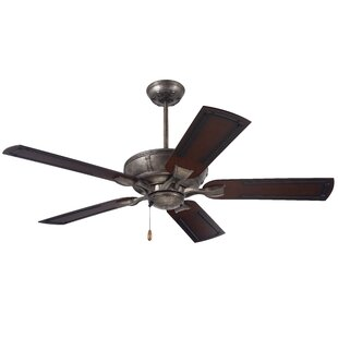 54 Ibiza 5 Blade Ceiling Fan By Trent Austin Design Outdoor Lighting