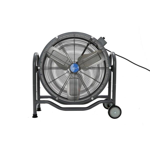 BLDC 24 Floor Fan by iLIVING