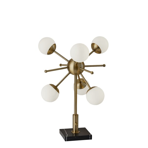 Reginald LED 23 Table Lamp by Langley Street