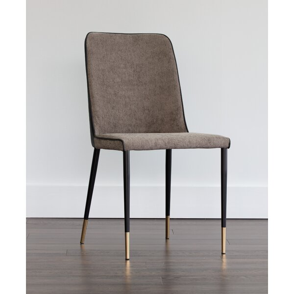 Arvin Upholstered Dining Chair (Set of 2) by Corrigan Studio Corrigan Studio