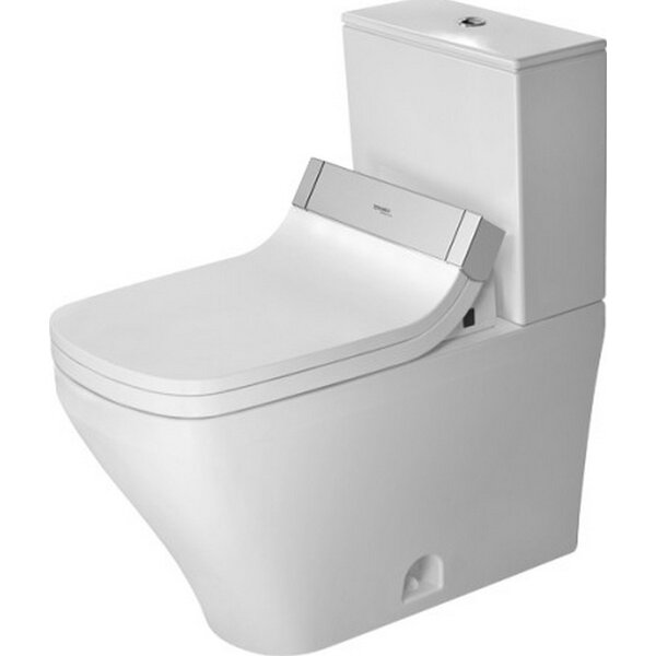 Elongated Toilet by Duravit