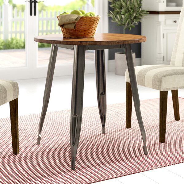 Isaac Dining Table by Laurel Foundry Modern Farmhouse Laurel Foundry Modern Farmhouse