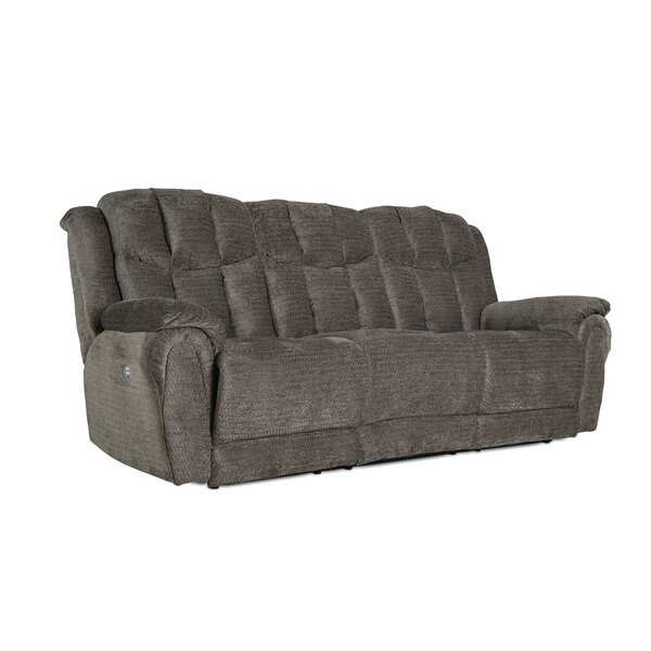 High Profile Reclining Sofa by Southern Motion
