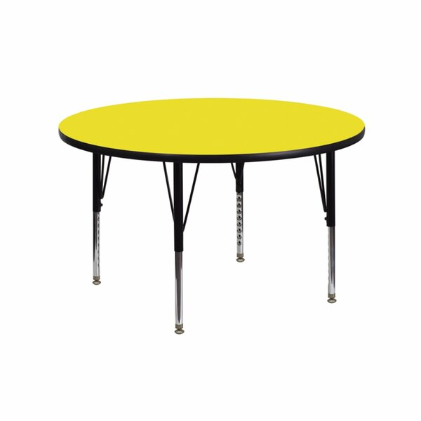 High Pressure Laminate Top 42 Round Activity Table by Offex