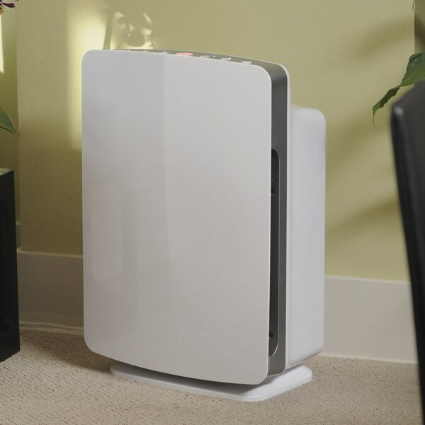 BreatheSmart Room HEPA Air Purifier with Silver Filter by Alen