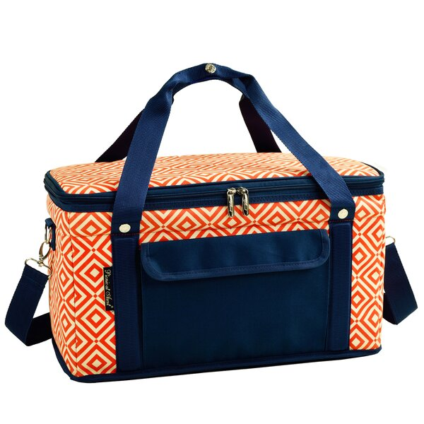 24 Quart Ultimate Folding Softsided Cooler by Picnic at Ascot