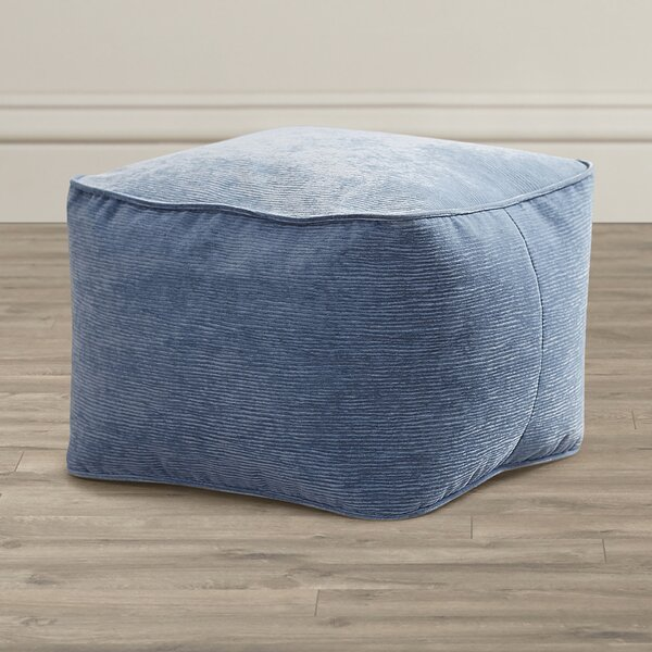 Haskell Pouf by Andover Mills