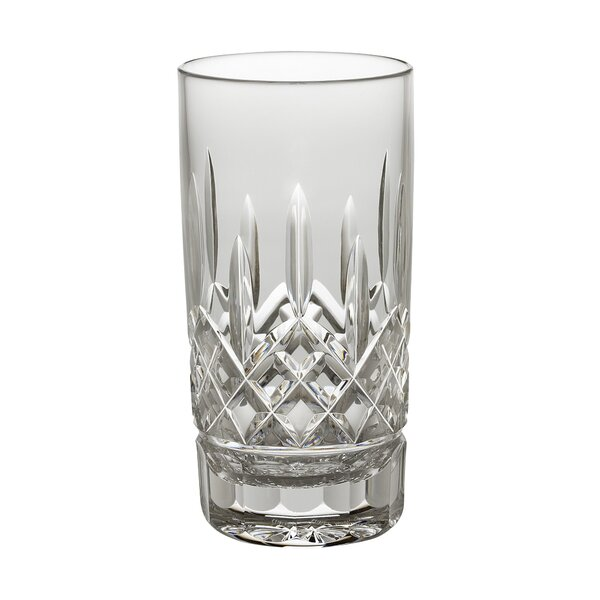 Lismore 12 oz. Crystal Highball Glass by Waterford