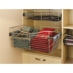 Price Check Pull-Out 24W x 7H Drawer By Rev-A-Shelf