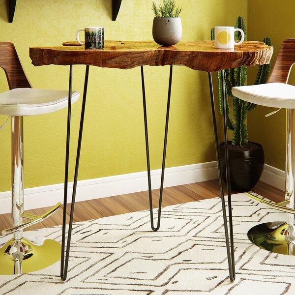 Amado Breakfast Pub Table by Brayden Studio