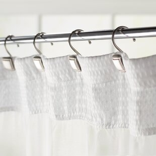 Shower Curtain Hooks Youll Love