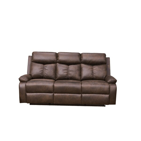 Genebern Reclining Sofa by Red Barrel Studio