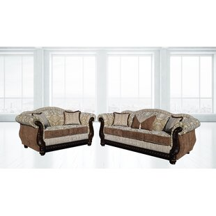 Auden 2 Piece Living Room Set
