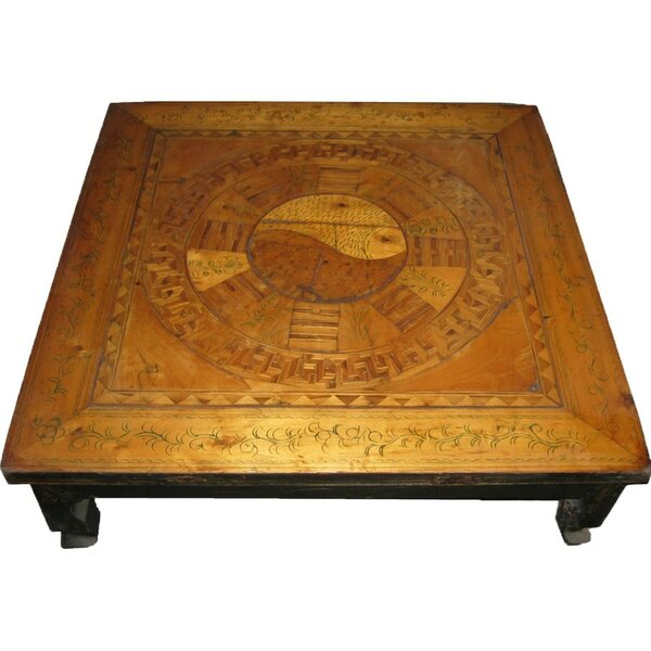 Agnes Coffee Table by Bloomsbury Market