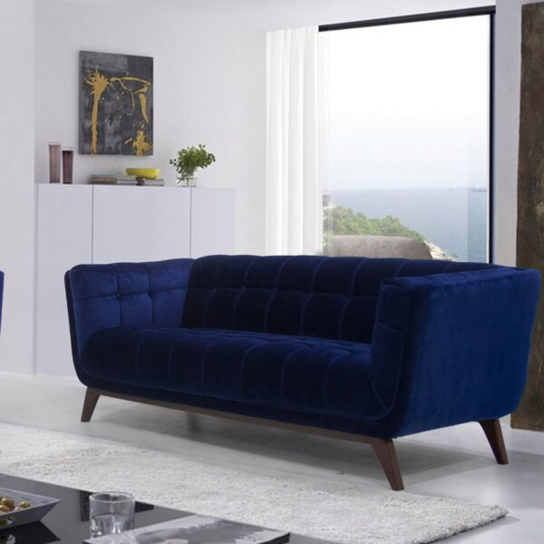 High Quality Lidya Sofa by Everly Quinn by Everly Quinn