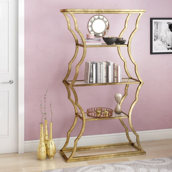 Roy Etagere Bookcase by Willa Arlo Interiors
