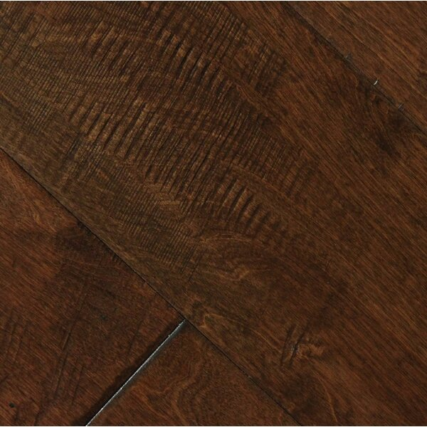 Ocean West 6-1/2 Engineered Birch Hardwood Flooring in Mesa by Wildon Home ®
