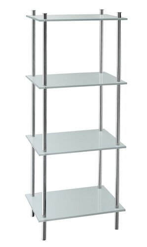 Chiodo 16 W x 28.75 H Bathroom Shelf