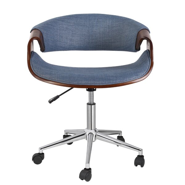 Walczak Adjustable Office Chair by George Oliver