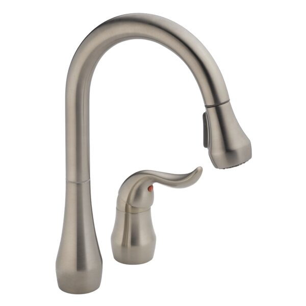 Apex Widespread Pull Down Kitchen Faucet by Peerless Faucets