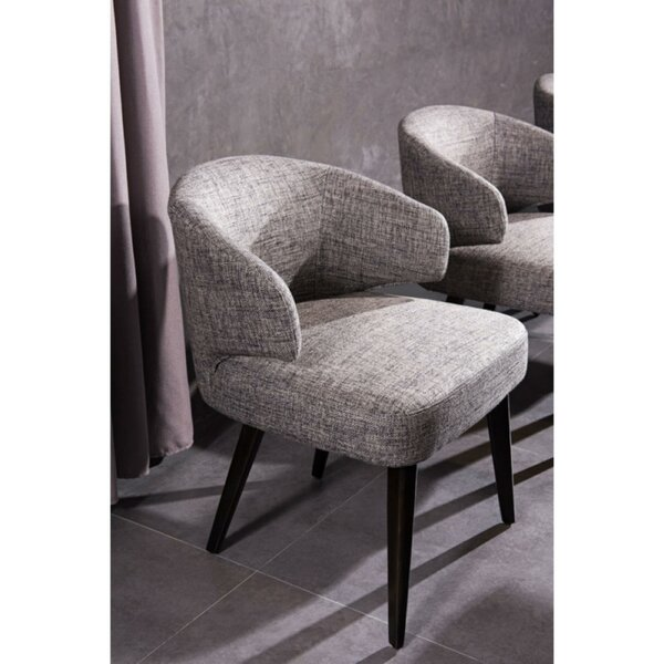 Highlandville Upholstered Dining Chair by Brayden Studio